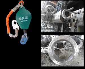 生产安全防坠器