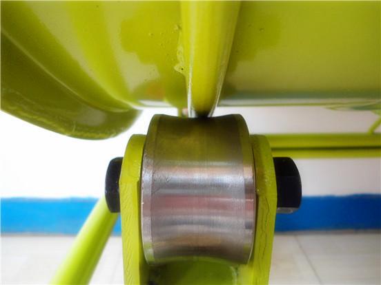 小型砂浆搅拌机钢轮