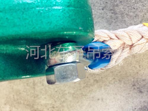 优质防坠器细节展示